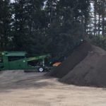 Mulch production
